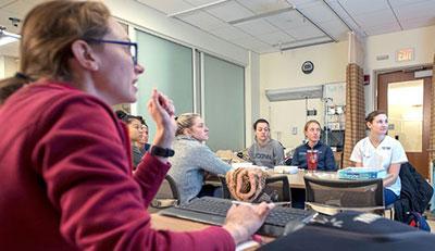 UConn Online BS to DNP Nursing Program